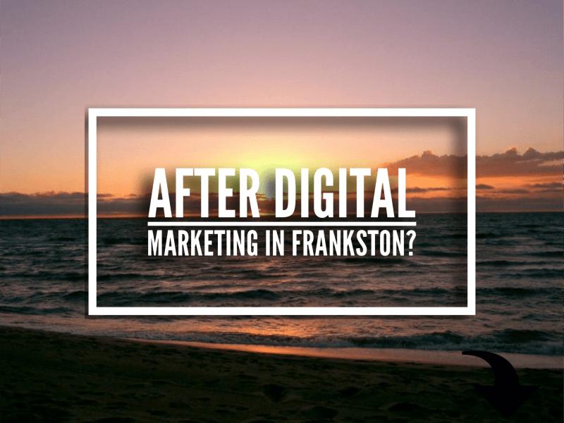 Digital Marketing in Frankston