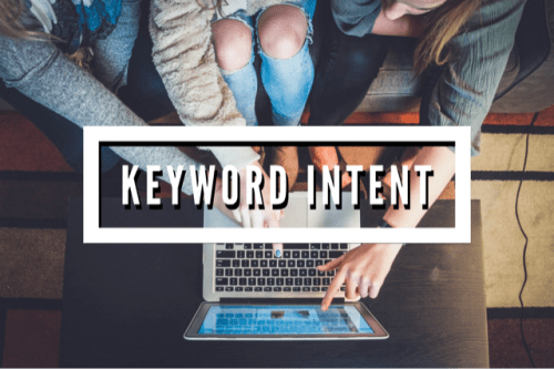 Keyword Intent