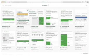 Remote Working Tool Evernote